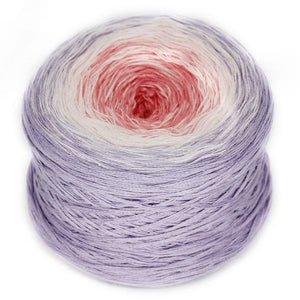 Regenbogen Flamingo Lace Knitting Yarn, I Wool Knit