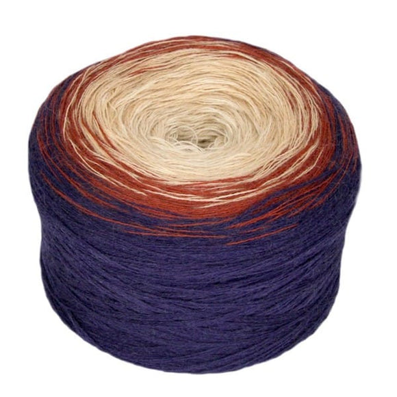 Rellana Regenbogen Merino lace knitting yarn, I Wool Knit