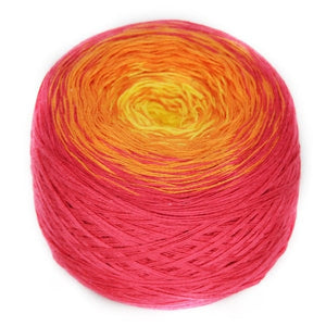 Rellana Regenbogen lace knitting yarn, I Wool Knit