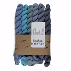 Wollmeise Birdies Pure, Singing in the Rain, 180g - I Wool Knit