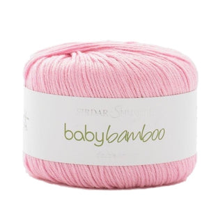 Sirdar Snuggly, Baby Bamboo DK 114, Candy, 50g - I Wool Knit