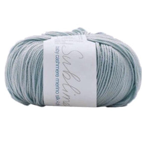 Sirdar Sublime Baby Cashmere Merino Silk 100, paddle, 4ply, 50g - I Wool Knit