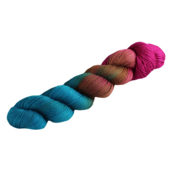 Wollmeise Pure, Guide to Galaxy, hand-dyed, 4ply, 150g - I Wool Knit