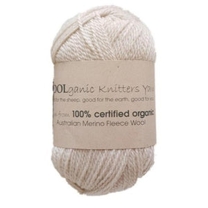 Woolganic 4ply, Grapefruit Moon, 50g - I Wool Knit