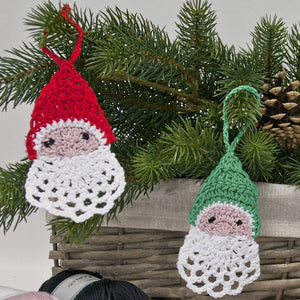12 Christmas Elves  - Rellana Adina Crochet Kit - I Wool Knit
