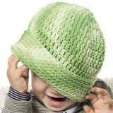 Crochet Hat in Chunky Yarn - Rellana Pattern - I Wool Knit