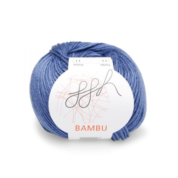 ggh Bambu. 100% bamboo knitting yarn. Vegan. I Wool Knit