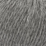 ggh Baby Alpaca Natur 009, mottled medium grey, 50g - I Wool Knit