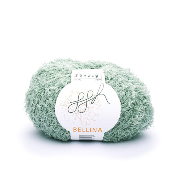 ggh, Bellina 003, pale green, Terry Cotton, 8 ply, 50g, - I Wool Knit