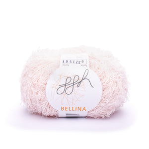 Bellina 005, Powder Pink, Terry Cotton, 8 ply, 50g, - I Wool Knit - 1