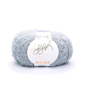 ggh Bellina 008, pale grey, cotton 8 ply, 50g, - I Wool Knit