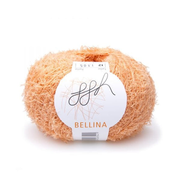 ggh Bellina 012, Orange, cotton 8 ply, 50g, - I Wool Knit