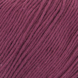 ggh Cottina 025 burgundy red, 100% cotton, 8ply, 50g - I Wool Knit