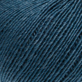 ggh Lacy 025 petrol, Merino wool and silk knitting yarn, 25g - I Wool Knit
