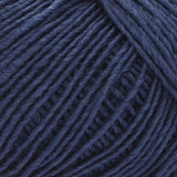 ggh Lacy 013 dark blue, Merino wool and silk knitting yarn, 25g - I Wool Knit