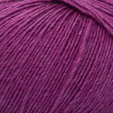 ggh Lacy 016 amethyst, Merino wool and silk knitting yarn, 25g - I Wool Knit