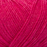 ggh Lacy 017 coral red, Merino wool and silk knitting yarn, 25g - I Wool Knit