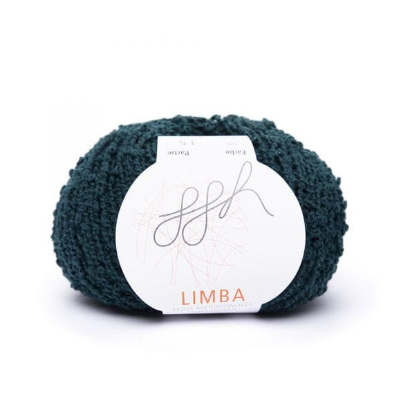 ggh Limba 008 Merino bouclé knitting yarn, I Wool Knit