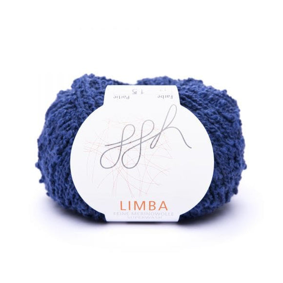 ggh Limba Merino bouclé knitting yarn, I Wool Knit