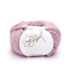 Linova linen and cotton knitting yarn, I Wool Knit