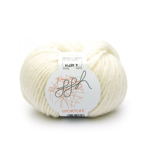 ggh Sportlife superwash wool knitting yarn, I Wool Knit