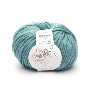 ggh Sportlife Aran /worsted/ 10ply knitting yarn, wool, I Wool Knit