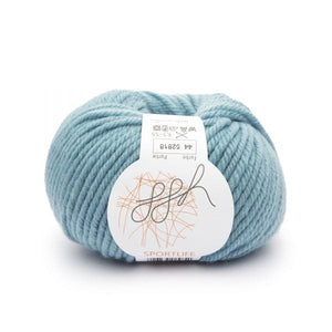 ggh Sportlife 044 Arctic Blue, superwash wool, 10ply, 50g - I Wool Knit