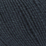 ggh Volante 014, dark petrol, Merino with cotton, 50g - I Wool Knit