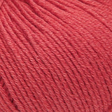 ggh Volante 026 mars red, Merino with cotton, 50g - I Wool Knit
