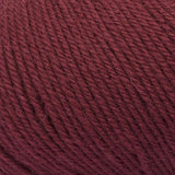 ggh Wollywasch 188, wine red, 8ply, 50g - I Wool Knit