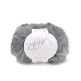 Faux Fur hat in ggh Lavella - Rebecca Knit Kit