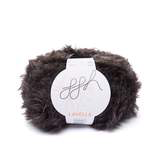 Fur hat in ggh Lavella - Rebecca Knit Kit