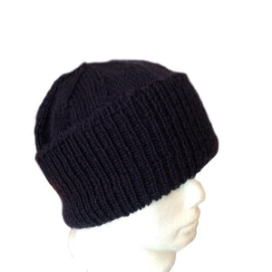 I Wool Knit, Classic Man's Woollen Beanie Knit Kit - I Wool Knit