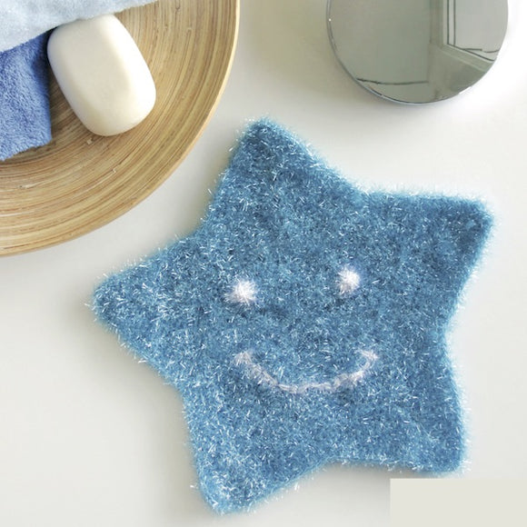 Starfish Scrubby - Rellana Crochet Kit - I Wool Knit