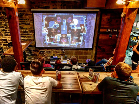 Level One | Restaurant | Video Games | Board Games | Ottawa