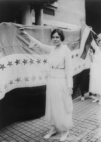 Alice Paul is the Ideal Woman