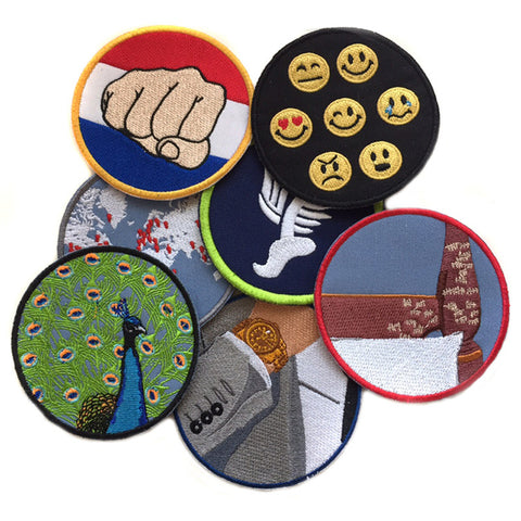 Merit Badge Set