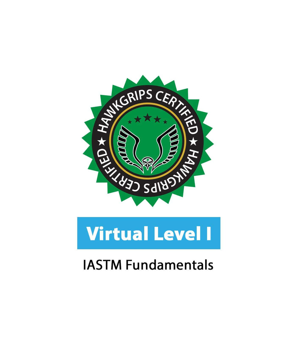 Course Attendee Courses Level I Virtual Course Only Course - March 20th, 2021 - Level I: IASTM Fundamentals - Virtual Classroom