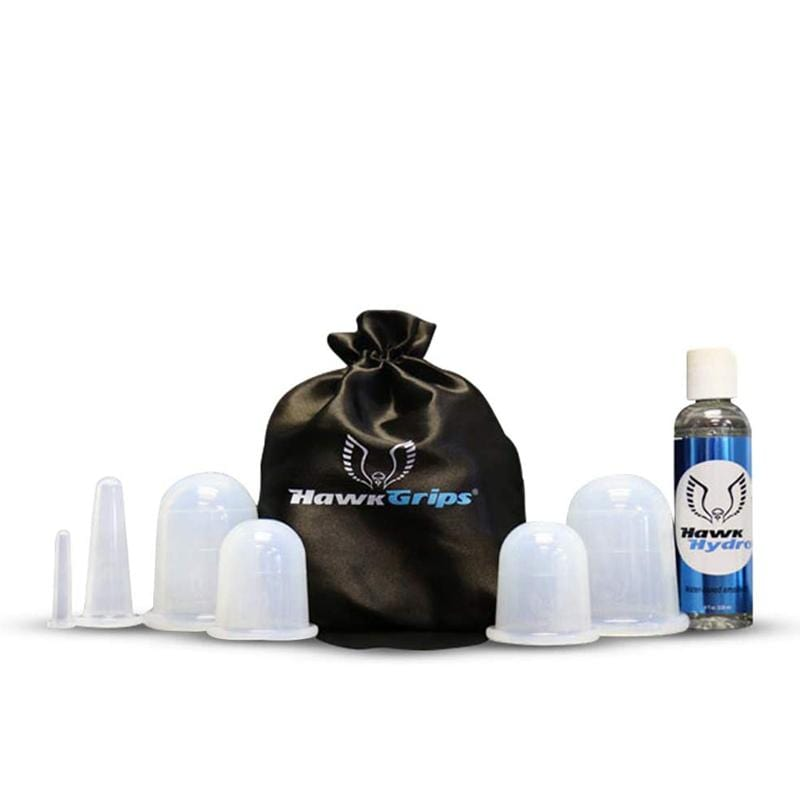 HawkGrips HawkGrips Cupping Set