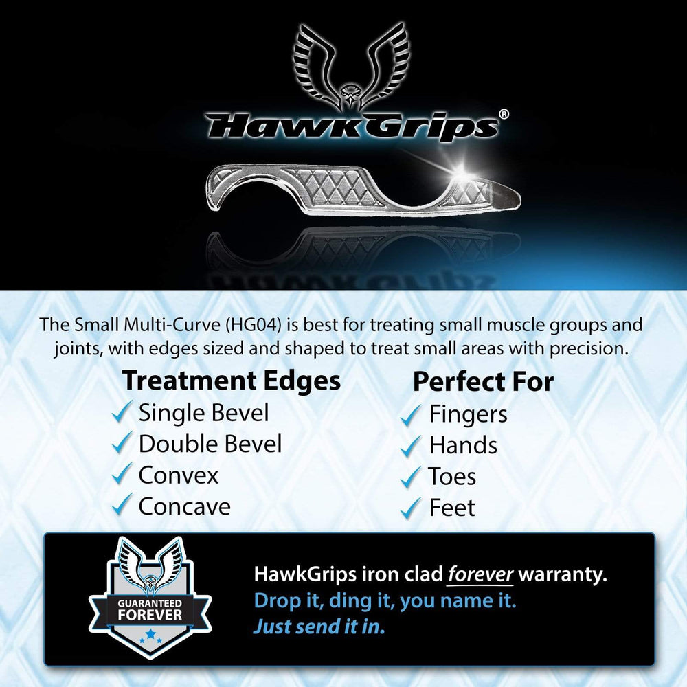 HawkGrips Instruments HG4 - Small Multi-Curve