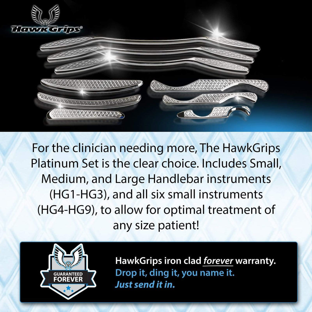 HawkGrips Instruments Platinum Set