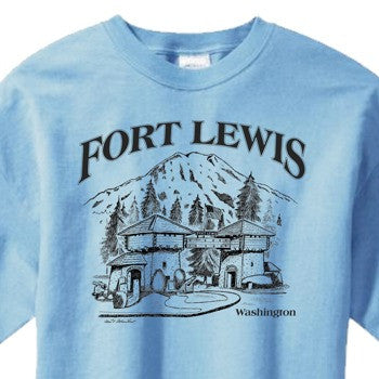 Fort Lewis T-Shirt - Adult Size