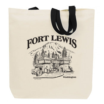 Fort Lewis Tote Bag
