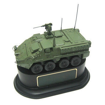 Stryker Replica on a Base