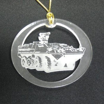 Stryker Ornament