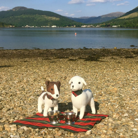 Loch Long, Loch Lomond, dog friendly Scotland