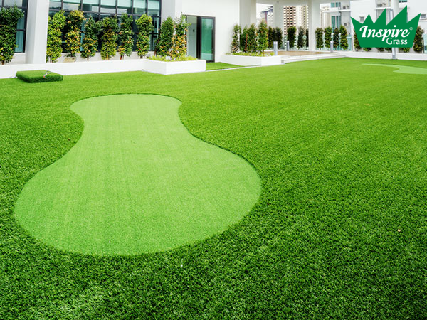 Artificial Grass Project - Mont Kiara, Malaysia