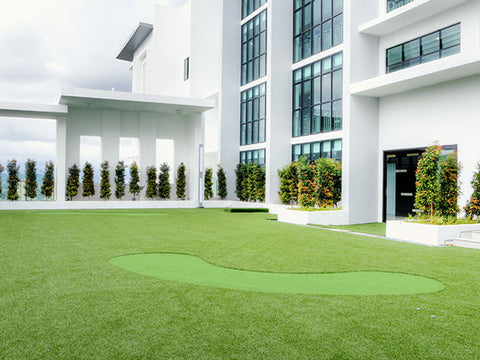 Artificial Grass Project - Mont Kiara 1