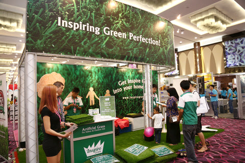 Artificial Grass iDCC Exhibition 5