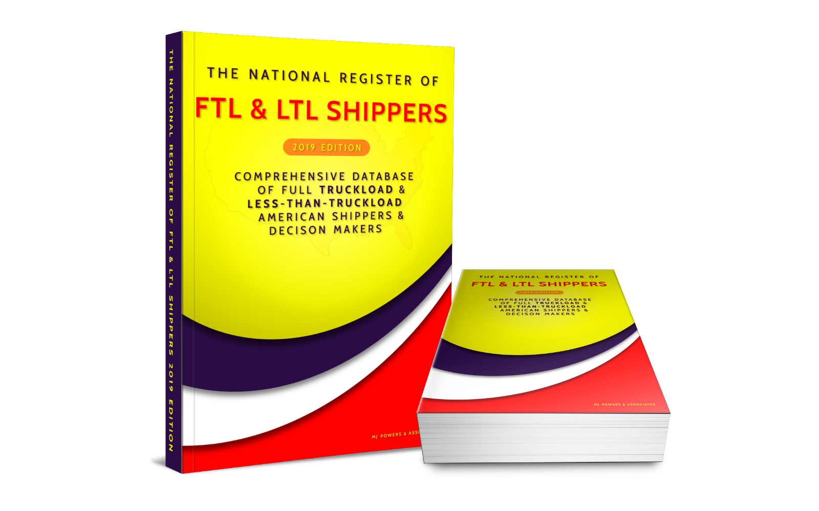 The National Register of FTL & LTL Shippers, 2019 Edition®